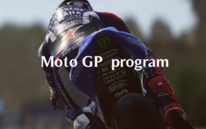 Moto GP program