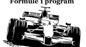 f1 program