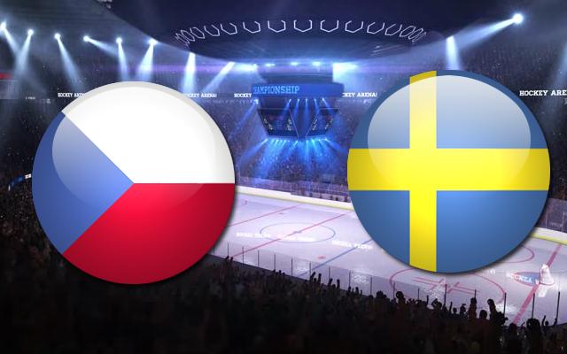 Česko - Švédsko online