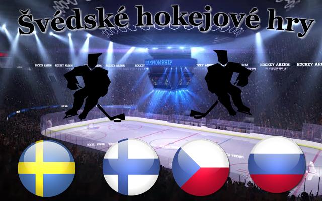 Švédské hokejové hry