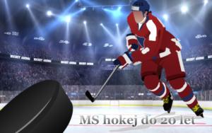 MS hokej do 20 let