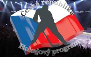 Program České hokejové reprezentace