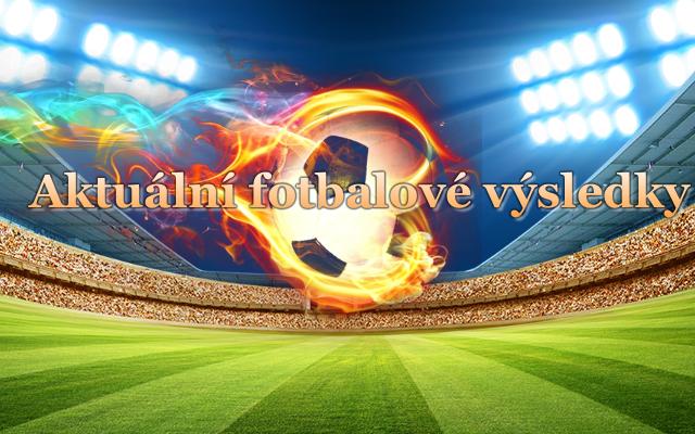 fotbalové výsledky