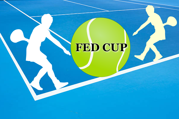 fed cup online