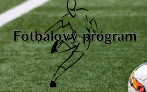 fotbal dnes program