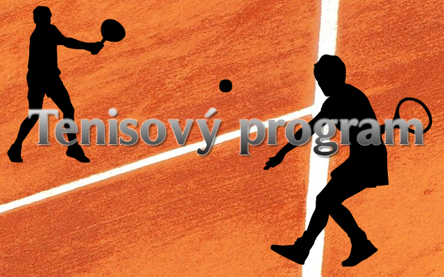 tenis program dnes