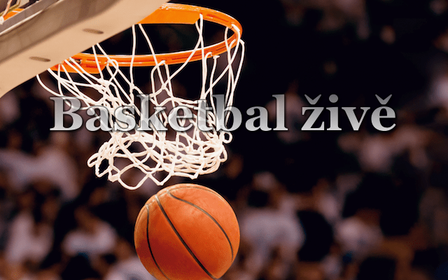 basketbal živě