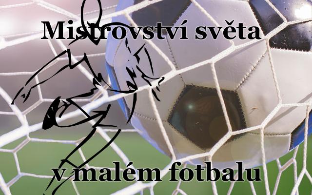 ms v malém fotbalu